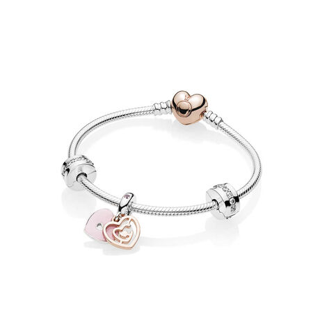 """Fun In Love"" Bracelet Gift Set"