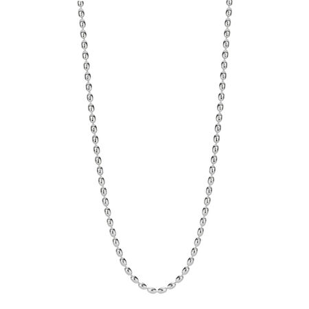 Sterling Silver Ball Chain Necklace