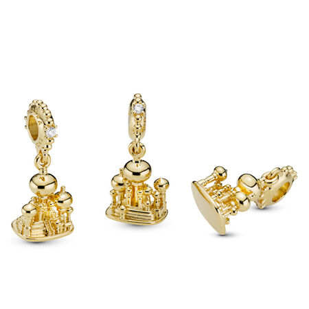 Disney, Agrabah Castle Dangle Charm