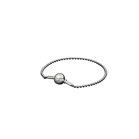 ESSENCE COLLECTION Beaded Bracelet in Sterling Silver