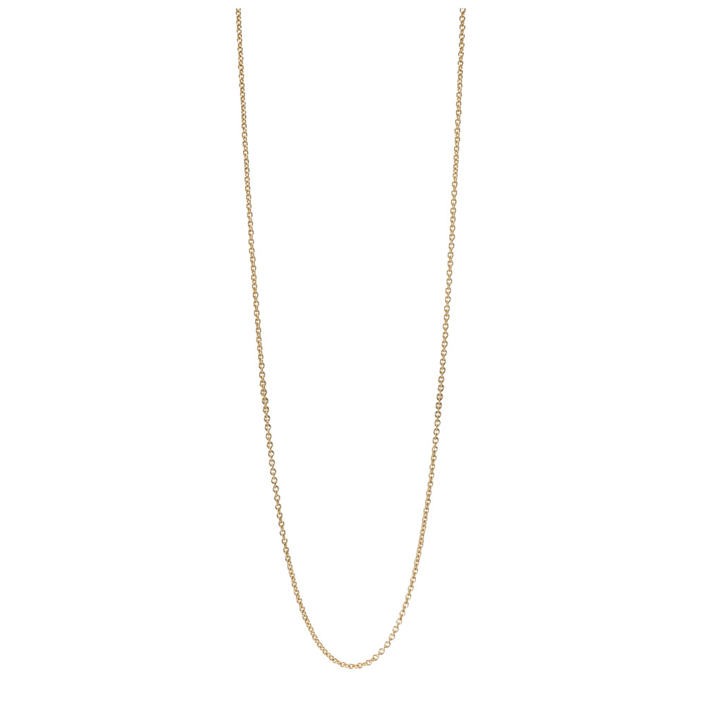 14K Gold Chain Necklace, Yellow Gold 14 k - PANDORA - #550110