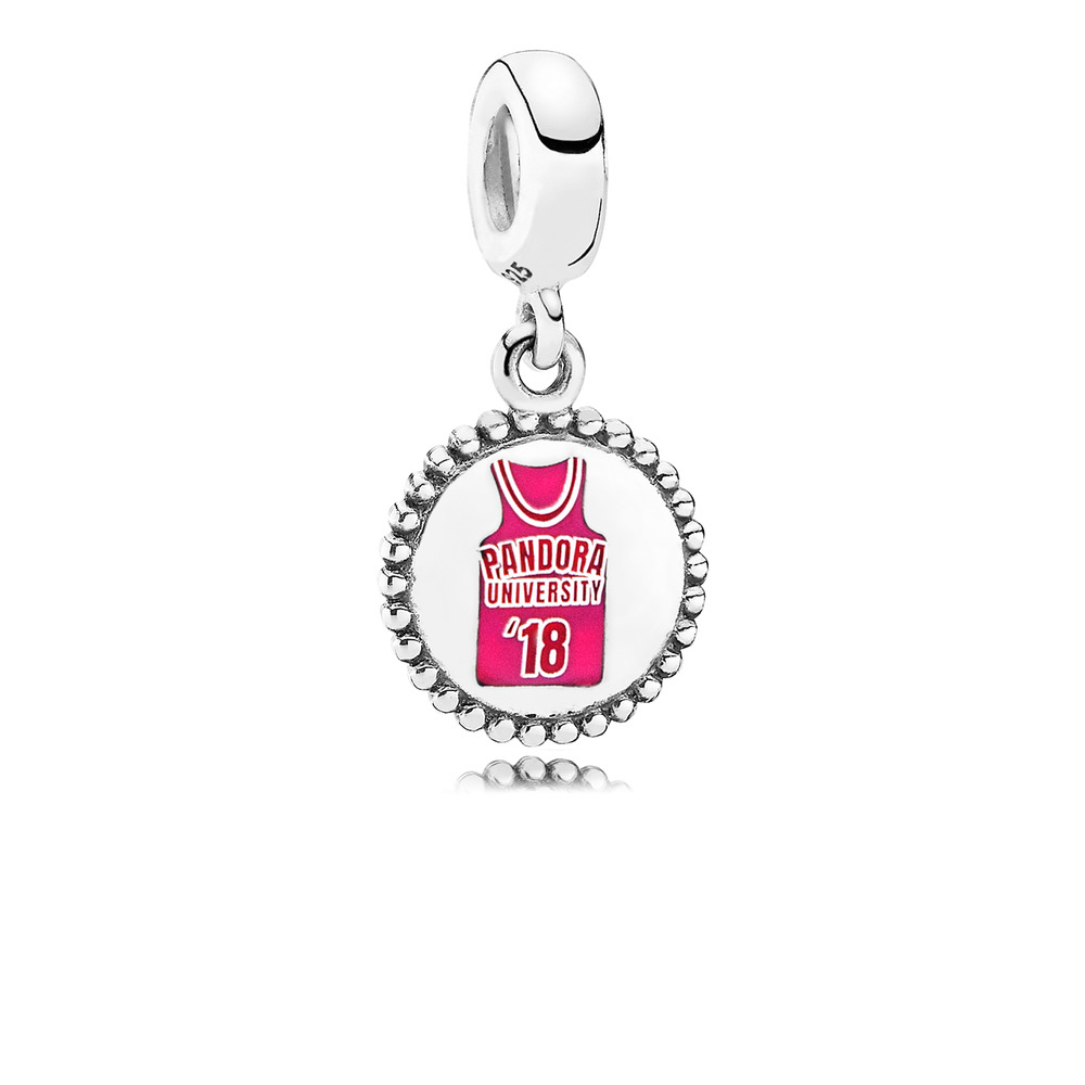 판도라 PANDORA University '18 Dangle Charm Sterling silver