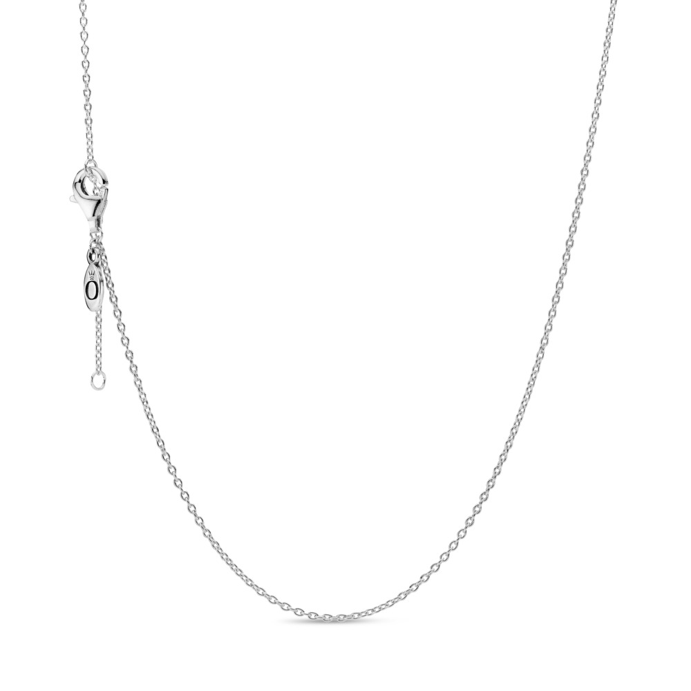 판도라 PANDORA Necklace Chain, Sterling Silver Sterling silver
