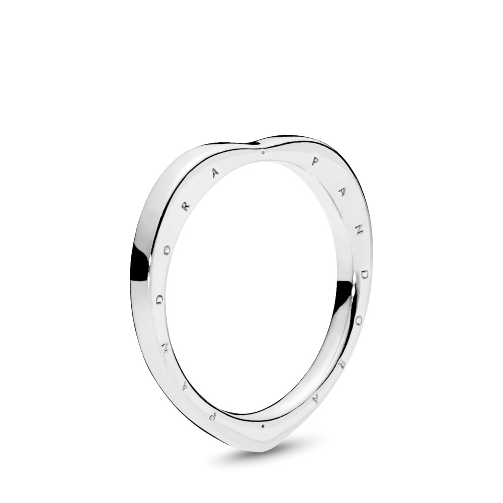 판도라 PANDORA Signature Arcs of Love Ring Sterling silver