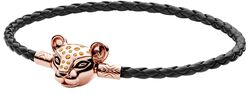 Pandora Moments Single Leather Bracelets