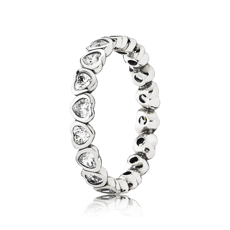 pandora eternity ring