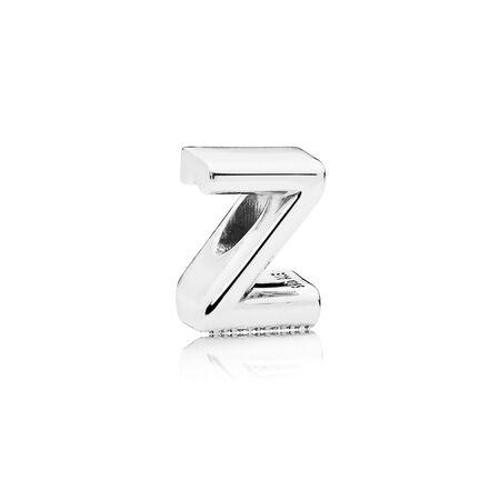Letter Z Charm