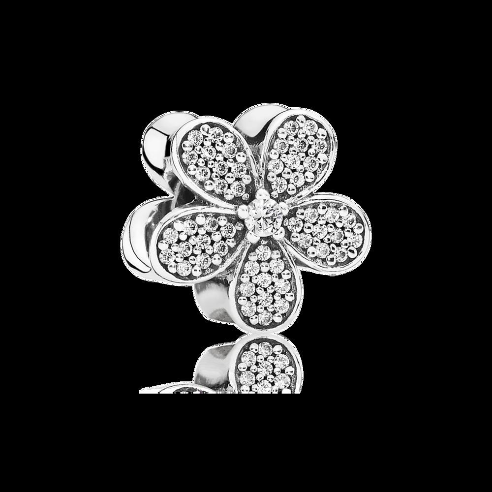 pandora daisy charm