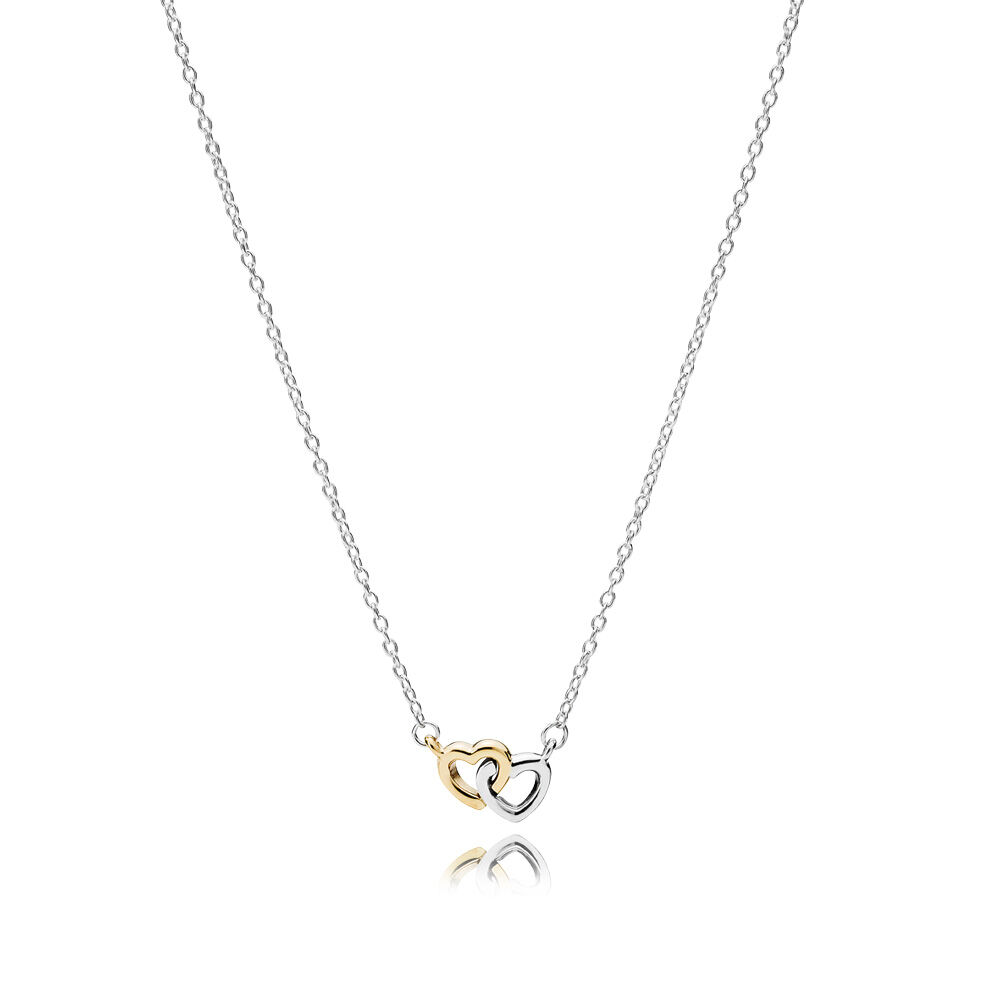 United in love necklace pandora jewelry us united in love necklace aloadofball Choice Image
