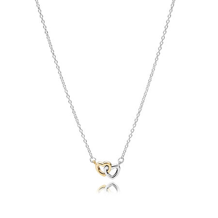 United in love necklace pandora jewelry us united in love necklace aloadofball Gallery