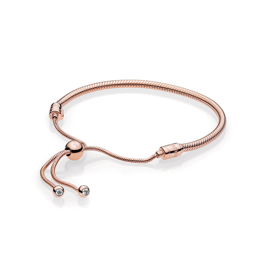 Pandora Rose Sliding Bracelet