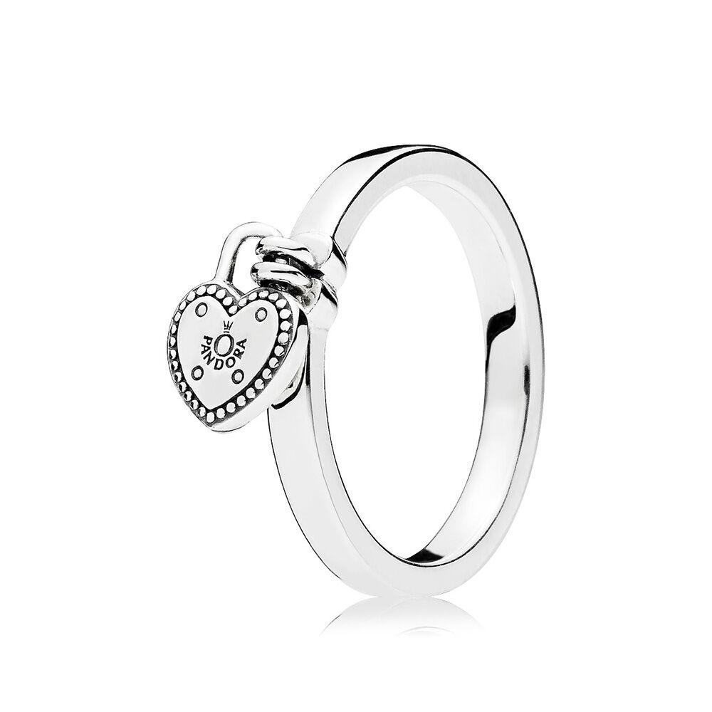 Love Lock Ring Pandora Jewelry Us