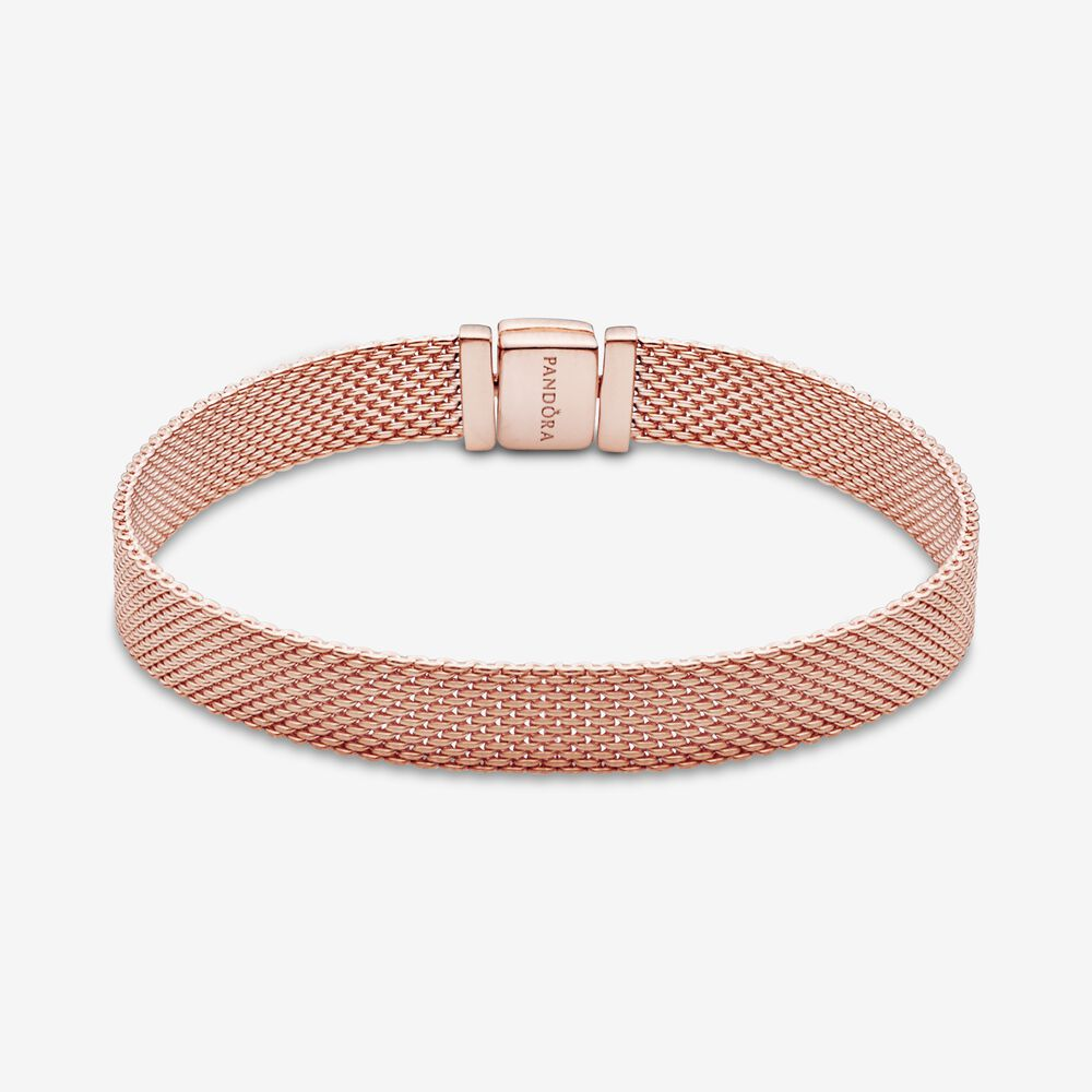 bracelet pandora reflexions rose