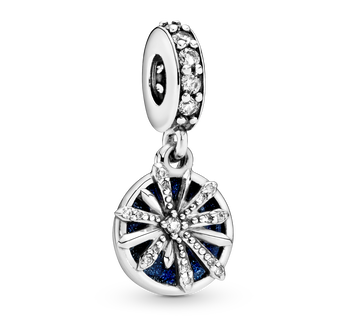 Dazzling Wishes Dangle Charm