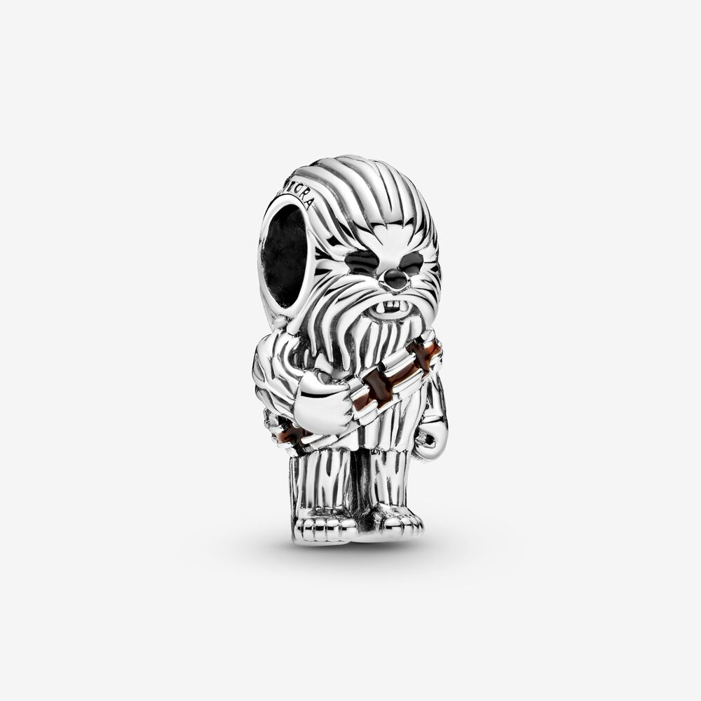 Star Wars Chewbacca Charm | Sterling silver | Pandora US
