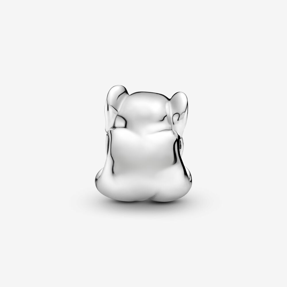 Lucky Elephant Charm In Sterling Silver Sterling Silver Pandora Us