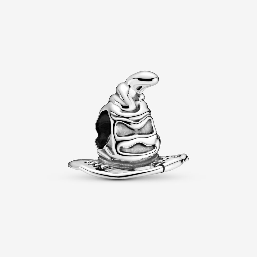 Harry Potter, Sorting Hat Charm | Sterling silver | Pandora US