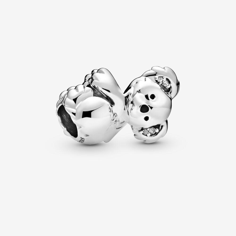 Koala Charm | Sterling silver | Pandora US