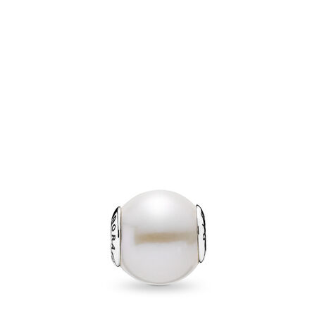 DIGNITY Charm, Freshwater Cultured Pearl