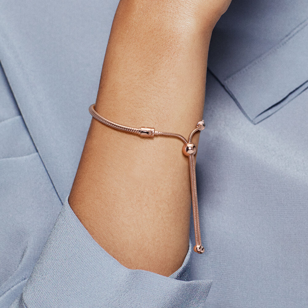 840a00ec5 ... inexpensive pandora rose sliding bracelet 60c05 f3f11