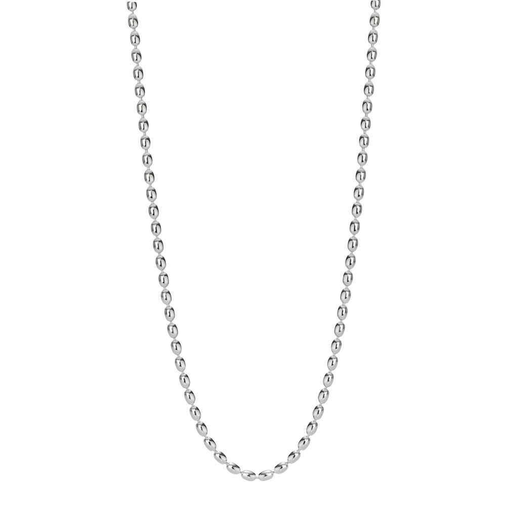 bec5850dfd5b Ball Chain Necklace in Sterling Silver