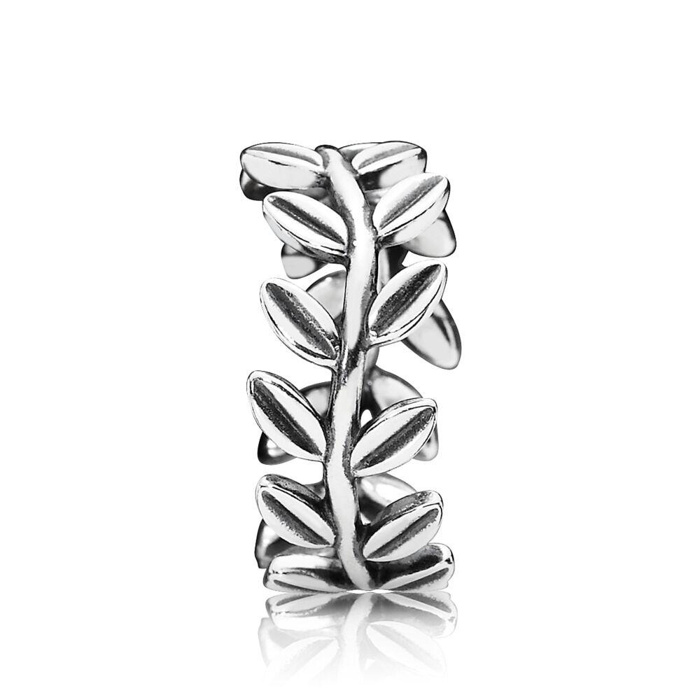 da80b8144 Laurel Wreath Ring, Sterling silver - PANDORA - #190922-54