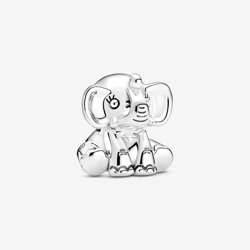 Ellie the Elephant Charm | Sterling silver | Pandora US