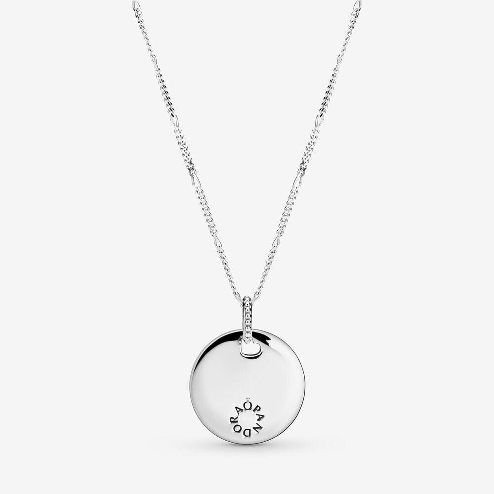 Pandora Logo Pendant Necklace