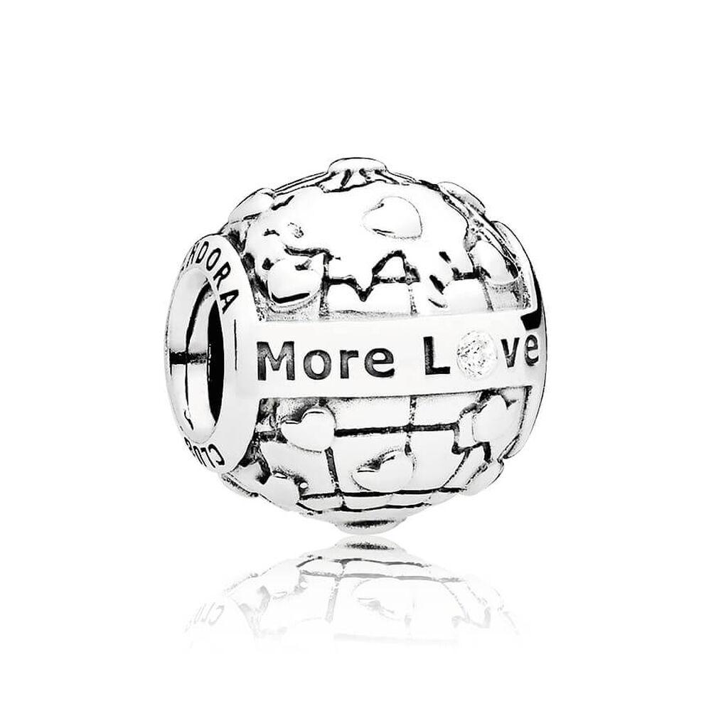 2018 Pandora Club Charm 0 01ct Tw H Vs Diamond