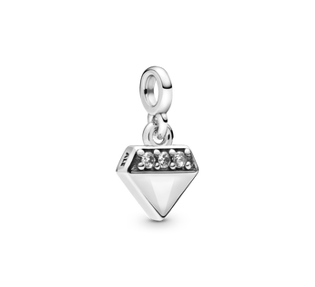 My Bright Diamond Dangle Charm