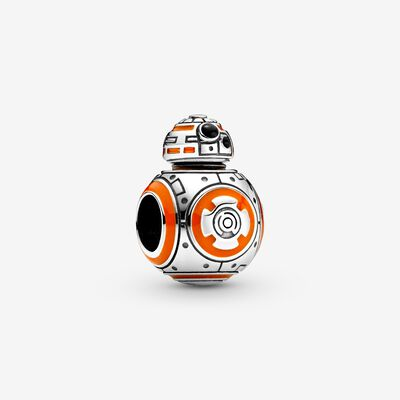 Star Wars BB-8 Charm , Silver
