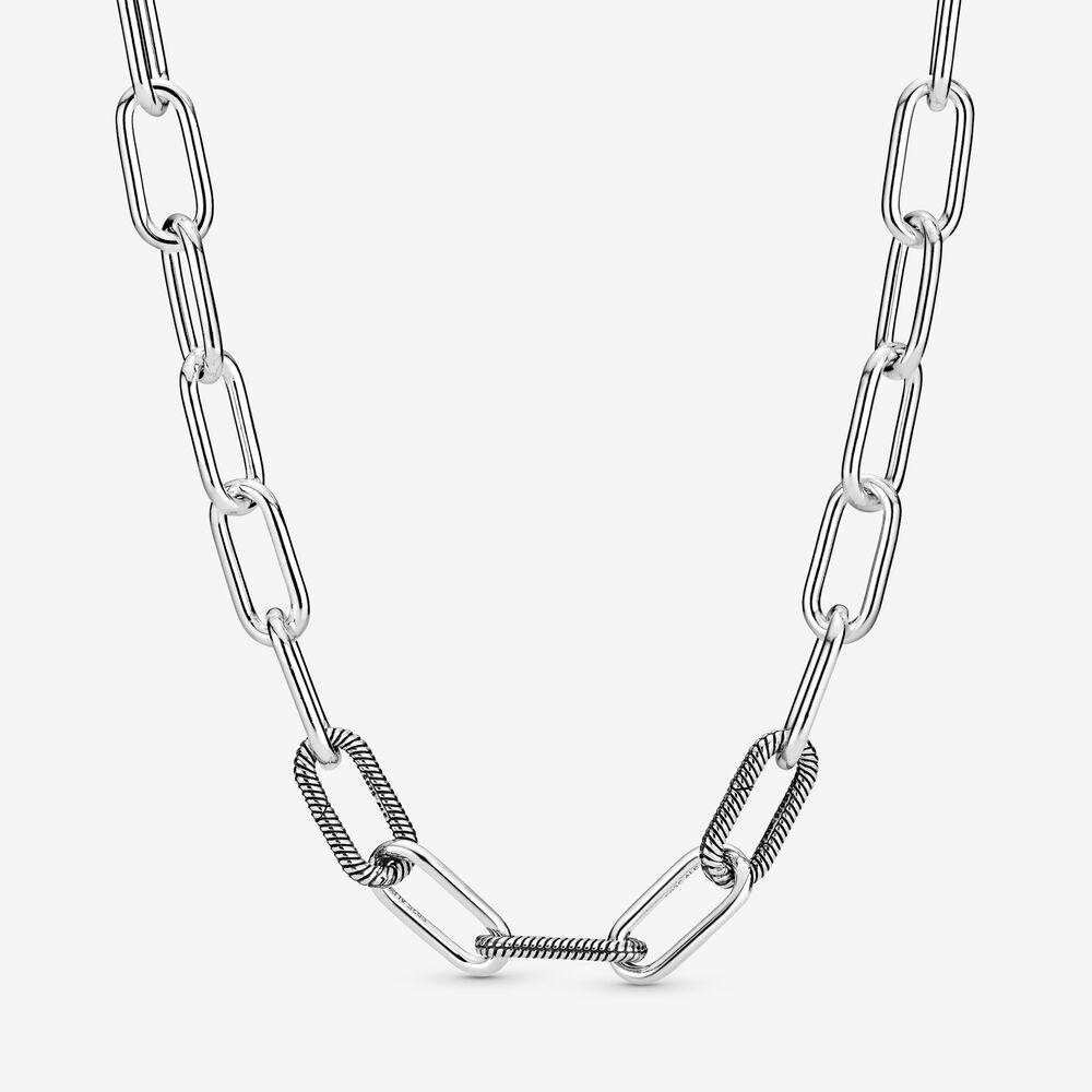 Pandora Me Link Necklace | Sterling silver | Pandora US