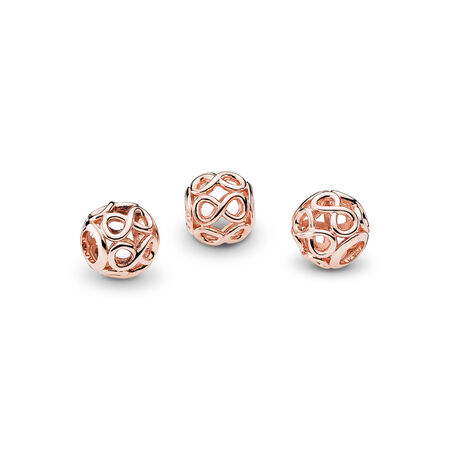 Infinite Shine Charm, PANDORA Rose™
