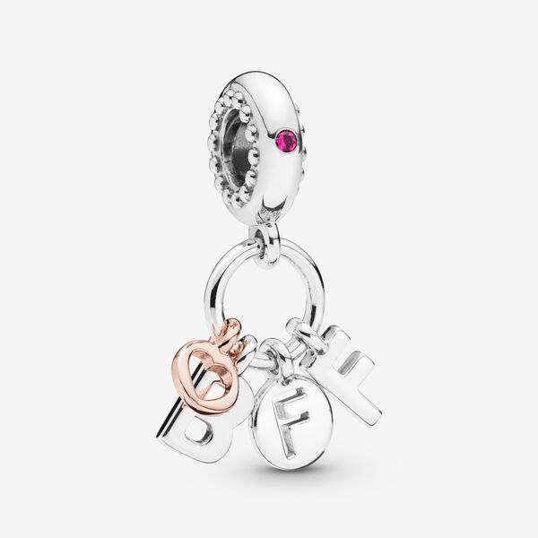 Best Friends Forever Dangle Charm