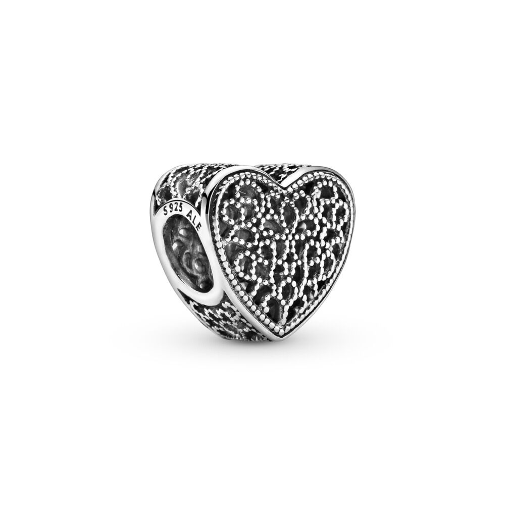35890d48c Filled with Romance Charm, Sterling silver - PANDORA - #791811
