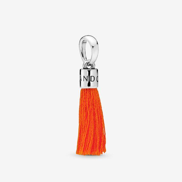 charms pandora orange