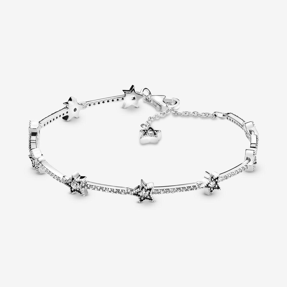 bracelet pandora noir et blanc