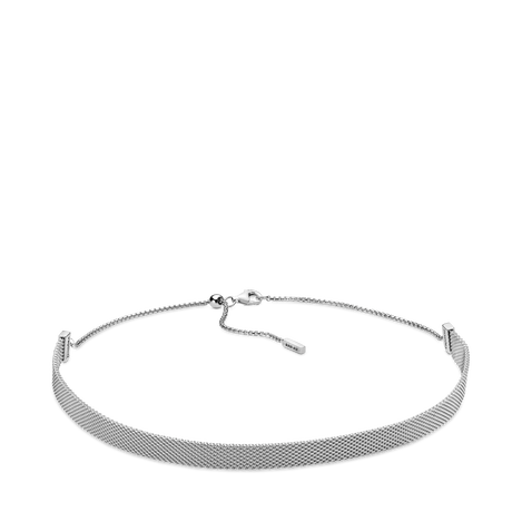 Pandora Reflexions™ Mesh Choker Necklace