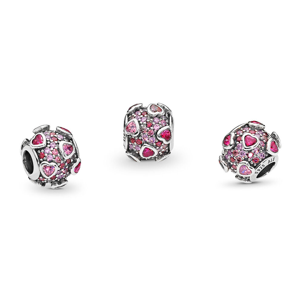 8488e6a52 Pandora Explosion Of Love Bracelet Pancharmbracelets -> Source. Explosion  ...