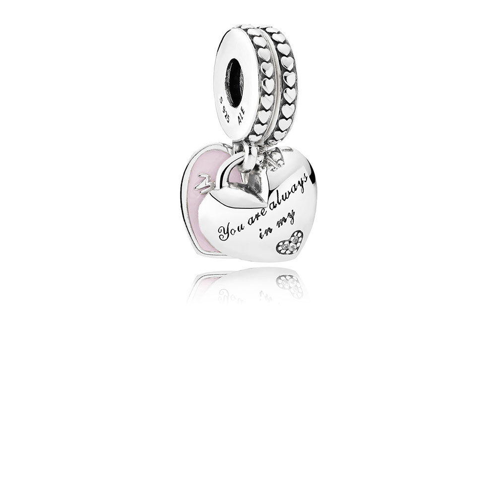 pandora mom and dad charms