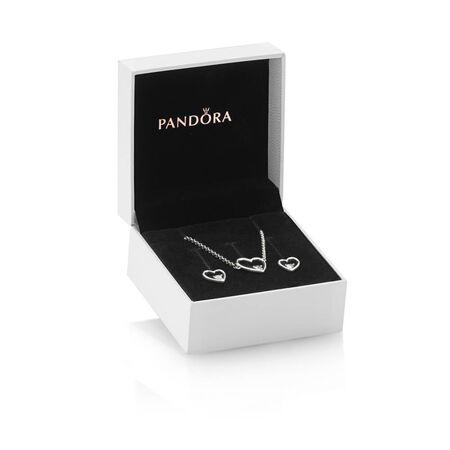 Shape Of My Heart Jewelry Gift Set