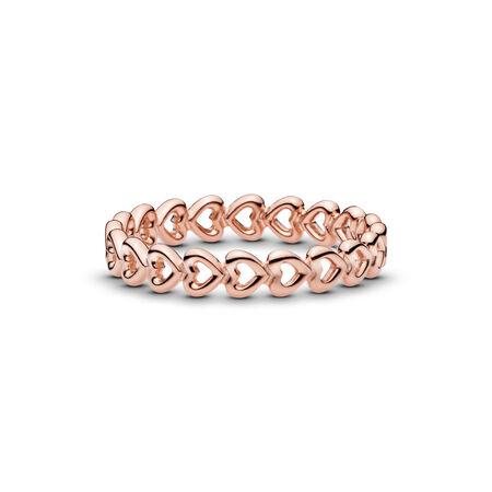 Linked Love Ring, PANDORA Rose™