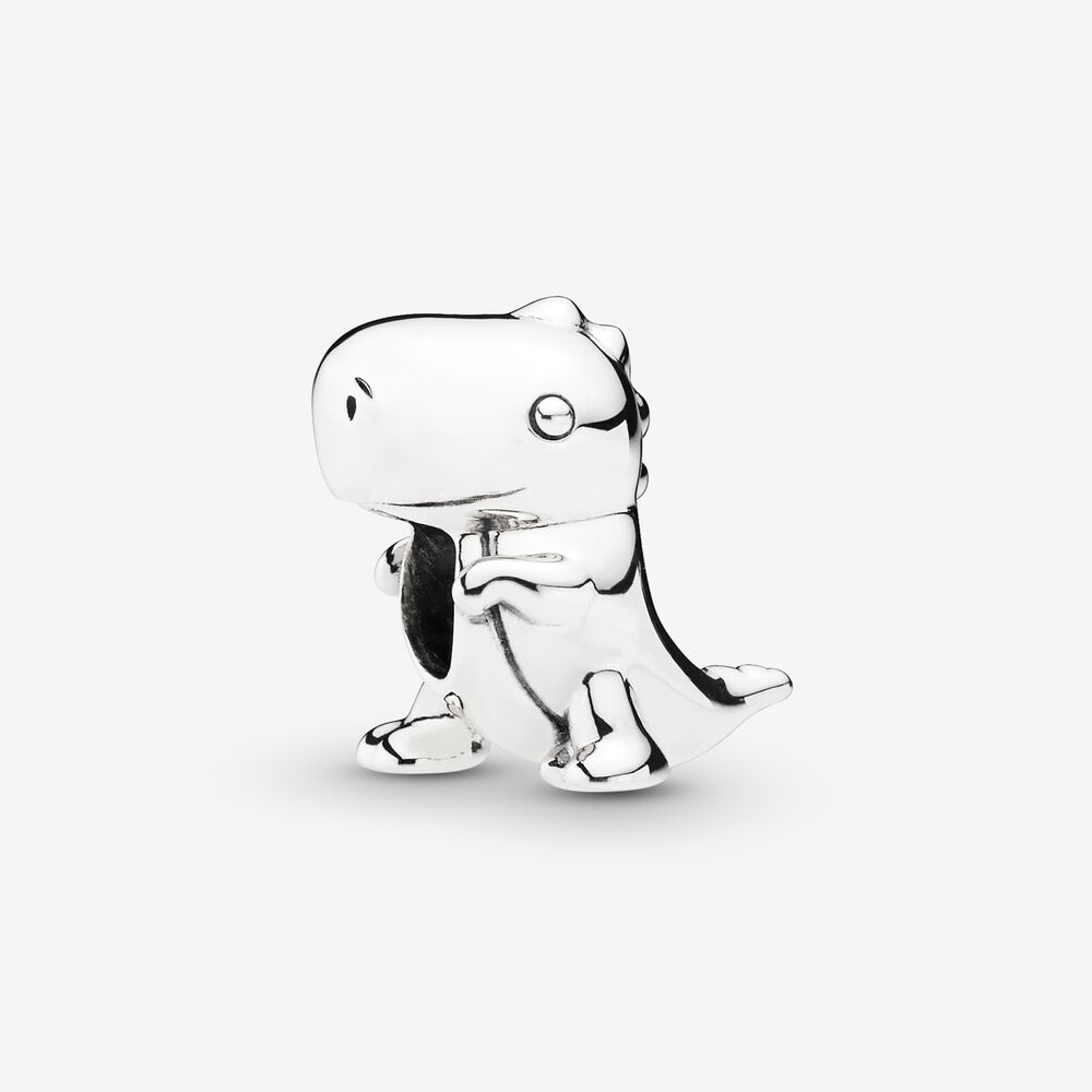 pandora charm dinosauro