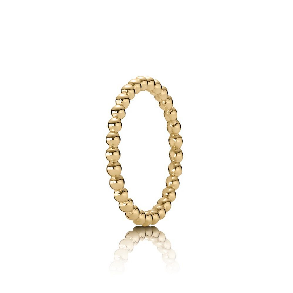 Eternal Cloud Ring 14K Gold PANDORA Jewelry US