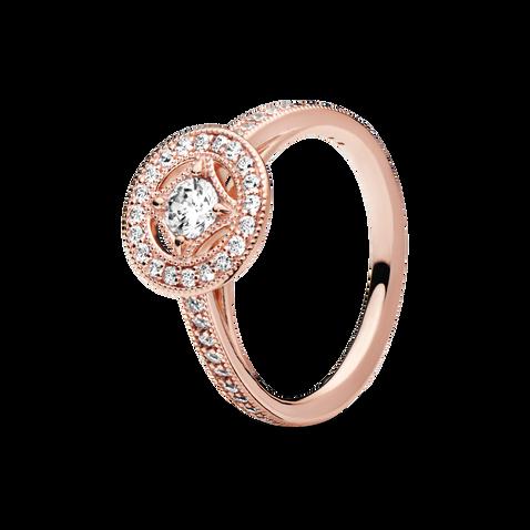 Vintage Circle Ring