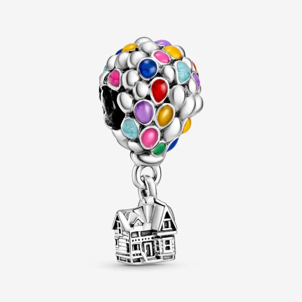 Disney Pixar Up House & Balloons Charm | Sterling silver | Pandora US