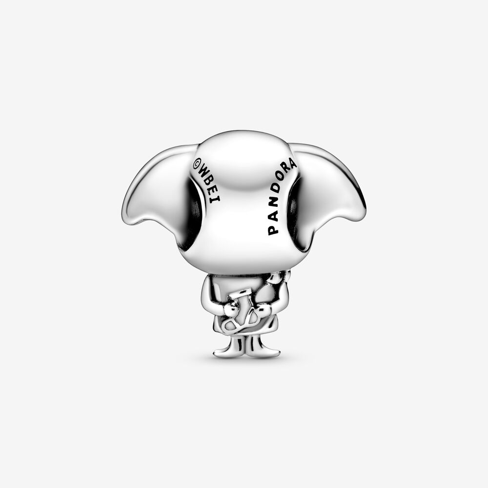 Harry Potter, Dobby the House Elf Charm | Sterling silver | Pandora US