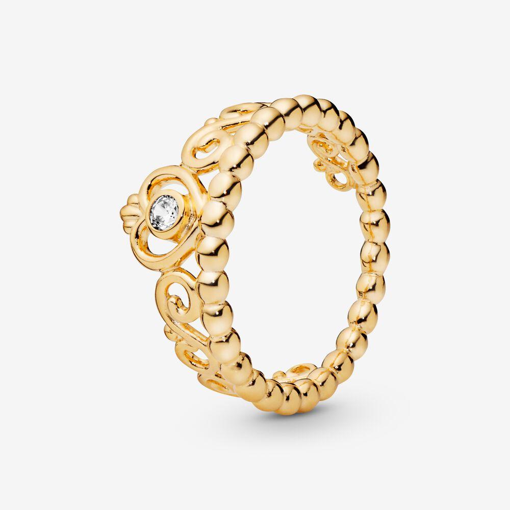 anello tiara pandora nuovo