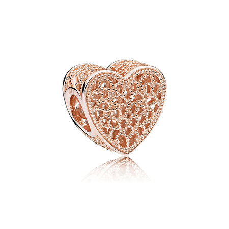 Filled with Romance Charm, PANDORA Rose™