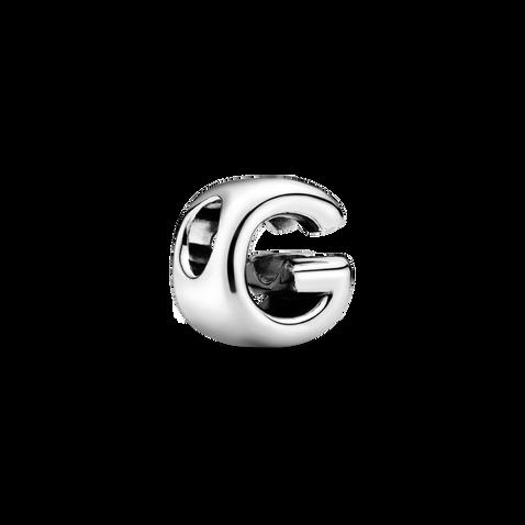 Letter G Alphabet Charm